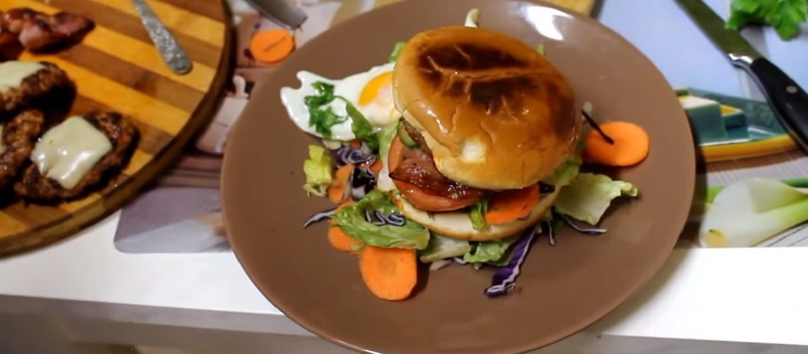 BEST HAMBURGER AND CHEESEBURGER RECIPE