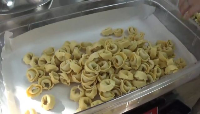 how tortellini is made